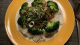 "Das fertige ""Beef Broccoli"""